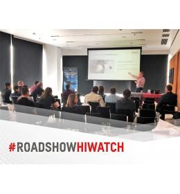 В Санкт-Петербурге прошел семинар Road Show HiWatch